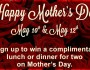 Mother&#8217;s Day Contest