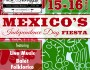 Mexico's Independence Fiesta